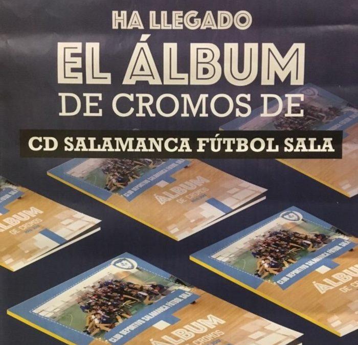 El álbum de cromos de nuestro Club está siendo un éxito absoluto