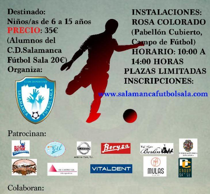 Campus Navideño de Fútbol Sala Y Fútbol 7