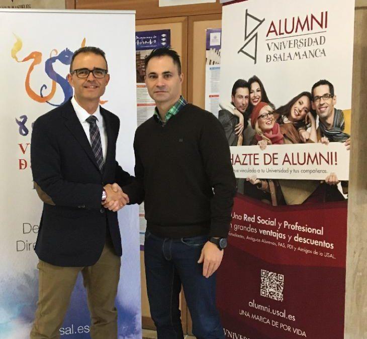 Convenio con La Universidad de Salamanca (Usal)