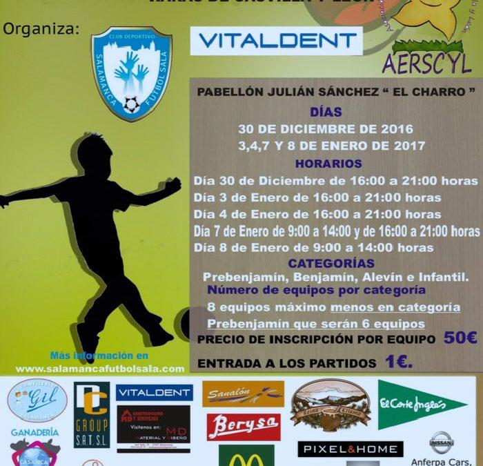 Equipos Inscritos Torneo Vitaldent