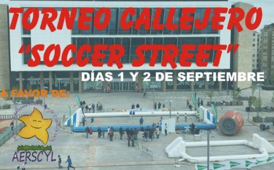 Torneo Callejero Soccer Street