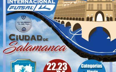 IV TORNEO INTERNACIONAL FUTSAL ¨»CIUDAD DE SALAMANCA»