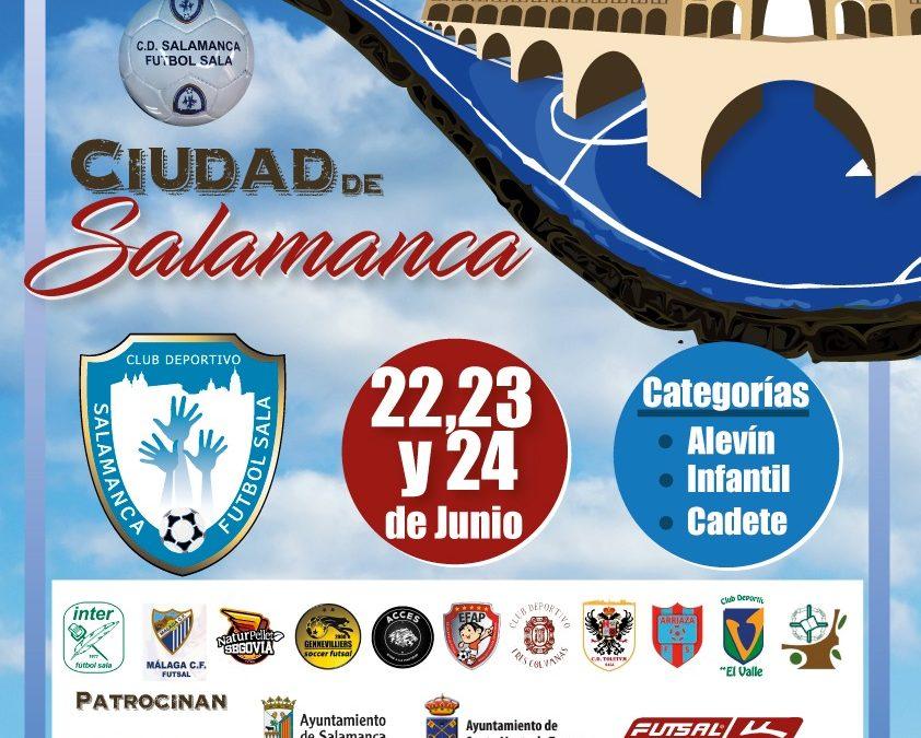 VI Torneo Internacional Ciudad de Salamanca