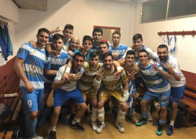 El Confiterías Gil FS Salamanca comienza la liga con victoria