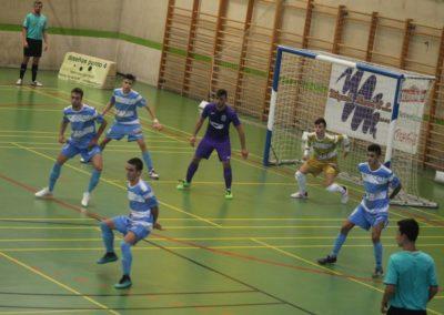 El Confiterías Gil FS Salamanca comienza la liga con victoria2