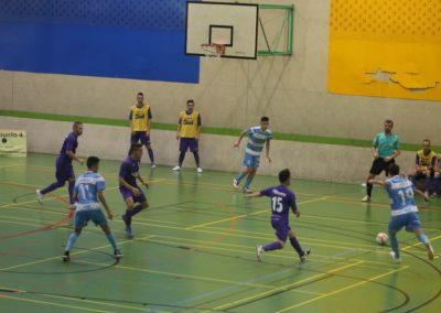 El Confiterías Gil FS Salamanca comienza la liga con victoria3
