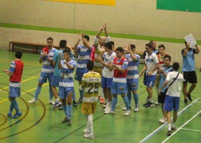 El Confiterías Gil FS Salamanca comienza la liga con victoria4