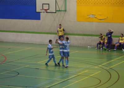 El Confiterías Gil FS Salamanca comienza la liga con victoria5