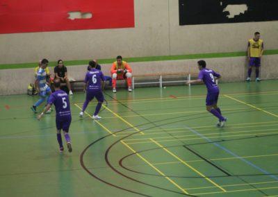 El Confiterías Gil FS Salamanca comienza la liga con victoria7