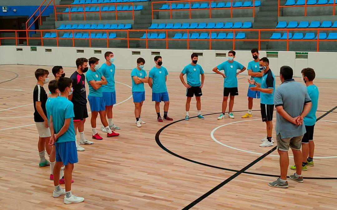 El Pixel&Home FS Salamanca inicia su pretemporada